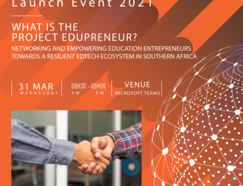 Launch event of EDUPRENEURS