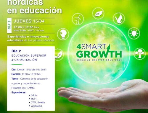 """Eduix participated in the event """"Nordic Innovations in Education"""""""